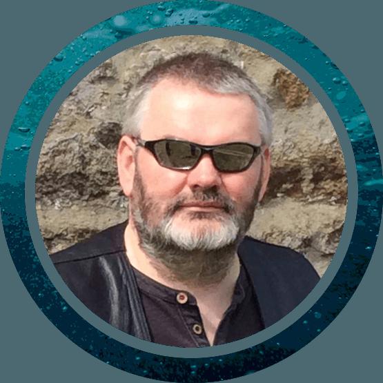 Iain Parke Author Image
