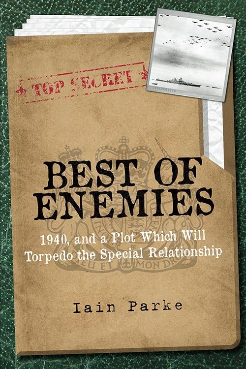 Best of enemies cover image