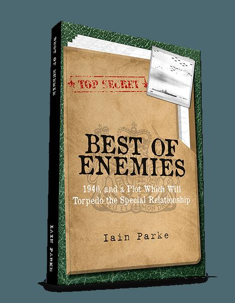 Best Of Enemies Cover