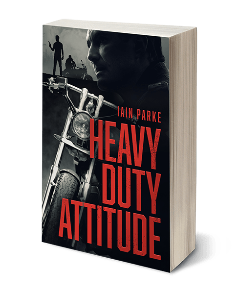 Heavy Duty Attitude Cover