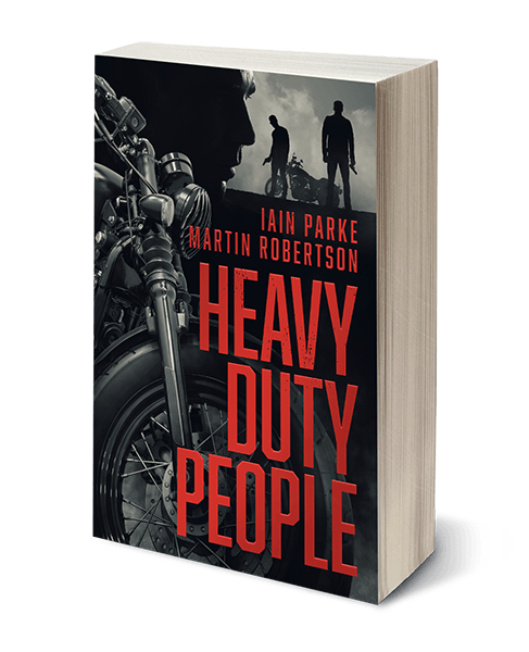 Heavy Duty People Cover