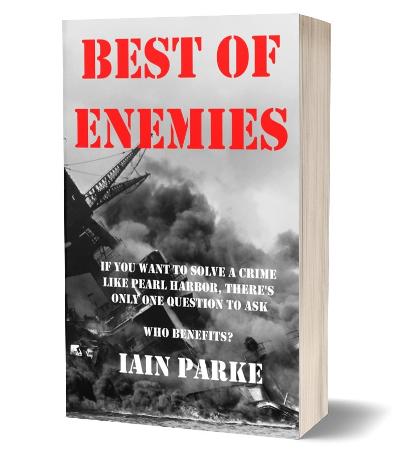 Best Of Enemies Cover