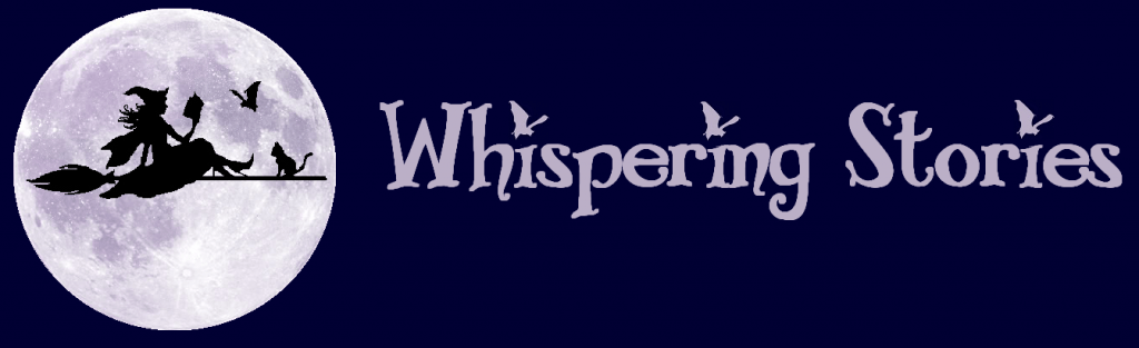 Whispering Stories book blog