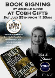 Cobh signing