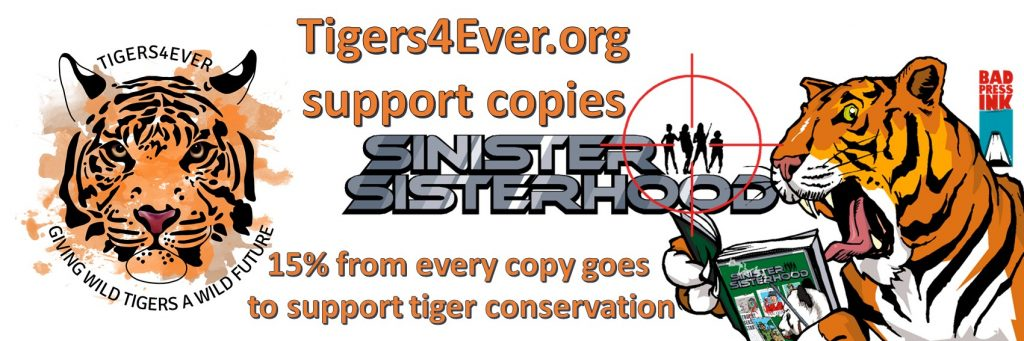 Tigers4Ever support header