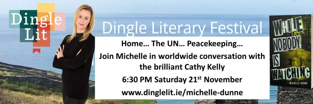 Dingle Lit banner