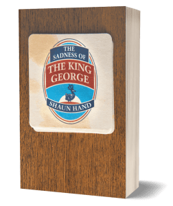 Sadness of The King George book cover