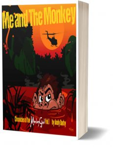 Me and the Monkey Book Cover