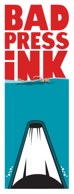 Bad Press Ink Logo